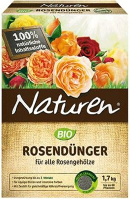 Naturen® BIO Rosendünger,1,7 kg
