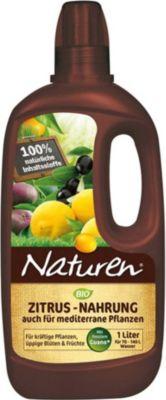 Naturen® BIO Zitrus und Mediterrane Pflanzen Nahrung,1 Liter