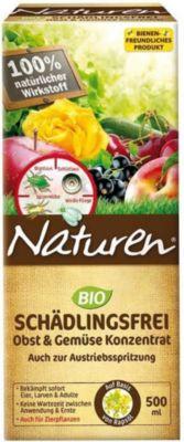 Naturen® BIO Schädlingsfrei Obst & Gemüse Konzentrat,500 ml