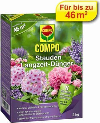 Compo COMPO® Stauden-Langzeit-Düngeperls, 2 kg