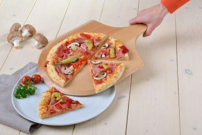 Pizzaschieber aus Buchenholz