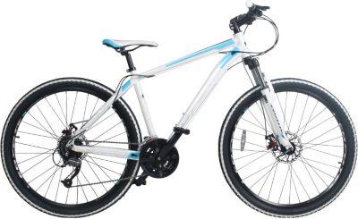 650B 27,5 Zoll Coyote Wisconsin 27 Gang Mountainbike Fahrrad Trekking Cross Weiß