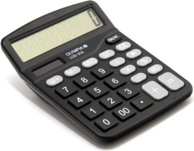 LCD 312 Tischrechner 12 stellig