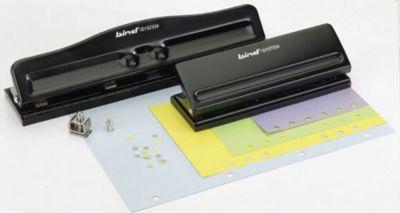 T-6001 Bind System Locher für DIN A5, A6, A7 1485415000