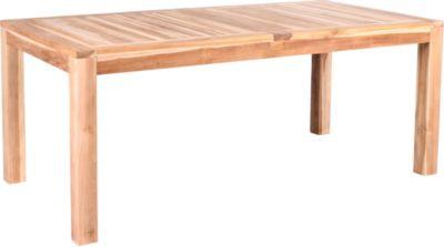 Teakholz Tisch Detroit Gartentisch Esstisch ca. 180 cm