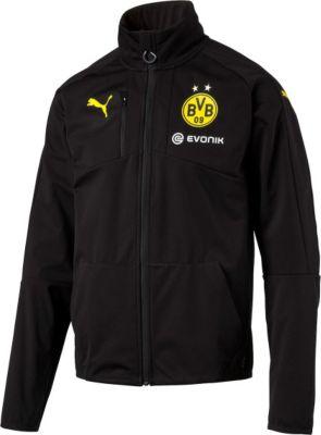 Puma BVB Softshell Jacket with Sponsor Jacke He...