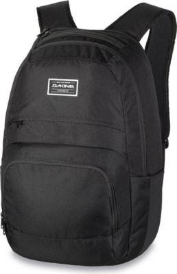 Rucksack Campus DLX 33 Liter Laptop Schulrucksack Backpack Black