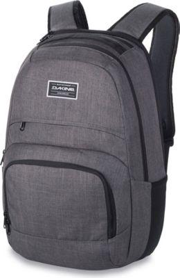 Rucksack Campus DLX 33 Liter Laptop Schulrucksack Backpack Carbon