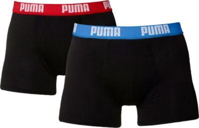 Plus 2 er Pack Puma Boxer Boxershorts Men Herren Unterhose Pant Unterwäsche