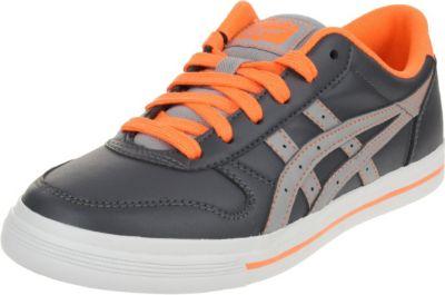 Onitsuka Tiger Aaron Sneaker Schuhe grau orange Damen