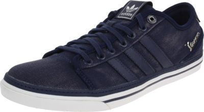 Vespa GS Lo Casual Originals Sneaker Trainer Herren blau