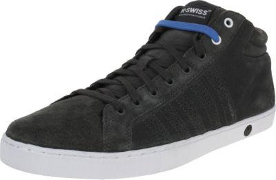 K-Swiss Adcourt 72 Mid SDE Schuhe Leder Herren Sneaker 03019096 grau 1513494001