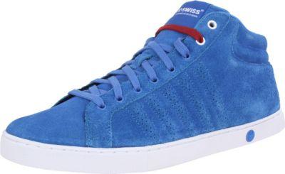 K-Swiss Adcourt 72 Mid SDE Schuhe Leder Herren Sneaker 03019453 blau 1521609003