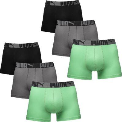 6 er Pack Puma Boxer Boxershorts Men Pant Unterwäsche Catbrand WOW 1654318006