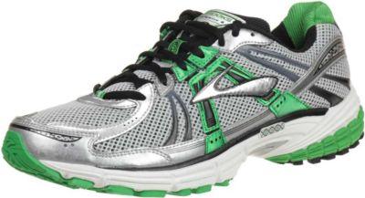 Im PLUS Shop: Brooks Defyance 6 M Laufschuhe Herren MEN Running grün silber