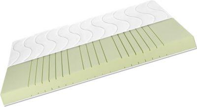 Schlaraffia Basic Square 14 100x220 cm H3 7-Zonen Kaltschaummatratze