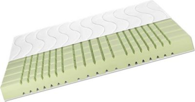 Schlaraffia Basic Square 16 90x220 cm H3 7-Zonen Kaltschaummatratze