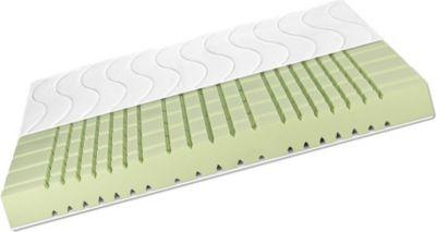 Schlaraffia Basic Square 20 90x200 cm H3 7-Zonen Kaltschaummatratze