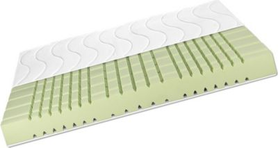 Schlaraffia Basic Square 20 90x220 cm H2 7-Zonen Kaltschaummatratze