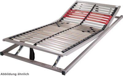 Schlaraffia Classic 28 KF 5-Zonen verstellbarer Lattenrost 100x200 cm