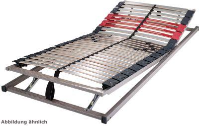 Schlaraffia Classic 28 Plus KF verstellbarer 5-Zonen Lattenrost 100x210 cm