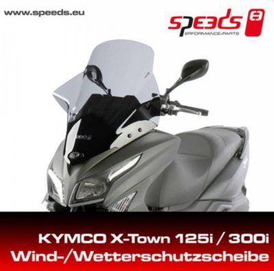 Speeds Windschild für KYMCO Downtown