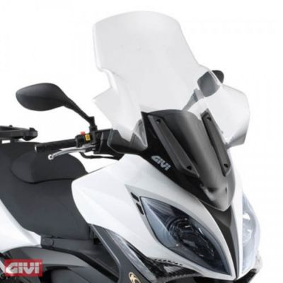 Verkleidungs-Scheibe transparent Kymco X-CITING 300i-500i