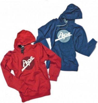 original-ape-herren-kapuzen-sweatshirt-blau-l