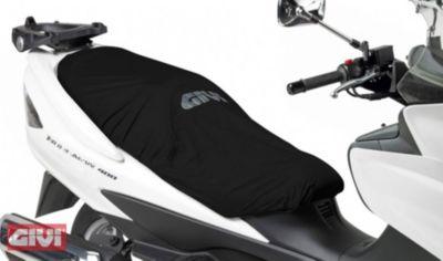 Givi Sitzbankabdeckung für Scooter Roller Motorrad