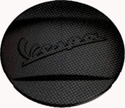 Original Vespa GTS Super Sport Abdeckung Getriebe Carbon Optik