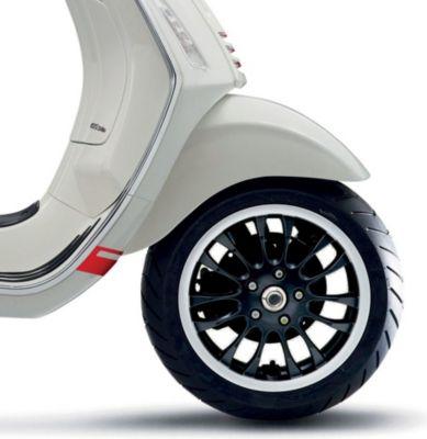Original Vorderradfelge Vespa Sprint schwarz
