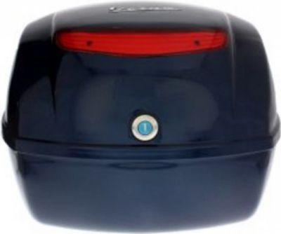 Top Case für Vespa LX einzeln Blau Midnight 222A