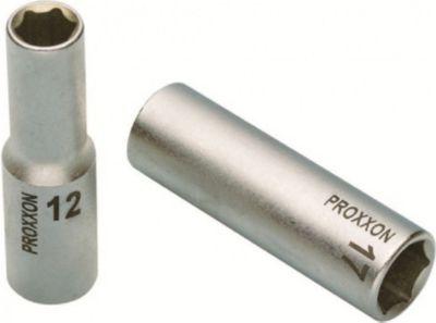 1 2 Tiefbett-Steckschlüsseleinsatz 17 mm