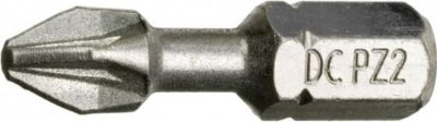 Hitachi Bit Torsionsform Pozidrive 2 GL 109 mm bei Plus Online Shop