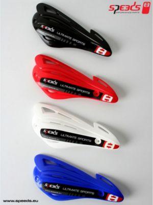 Speeds Handprotektoren in blau für ATV und Quad
