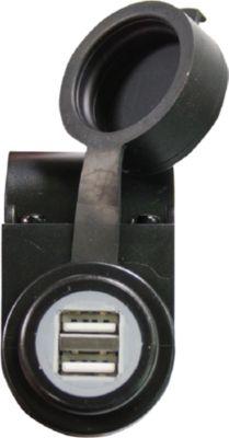 Büse USB Steckdose 2 fach