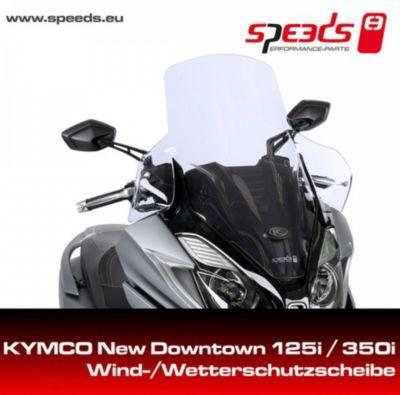 Speeds Windschild für KYMCO New Downtown
