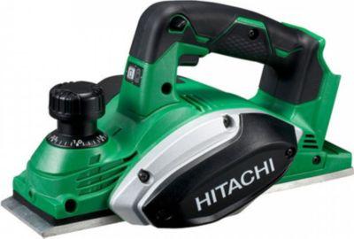 Hitachi P 18DSL (Basic) (HSC III) Akku Hobel   Baumarkt > Werkzeug > Hobel und Tacker   Aluminium   Hitachi