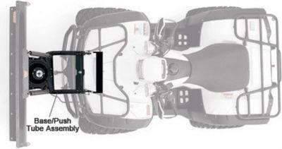 WARN Schneeschildaufnahme ProVantage Pflug-System Montage-Kits