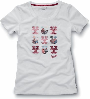 original-vespa-damen-t-shirt-vintage-xl-wei-, 38.50 EUR @ plus-de
