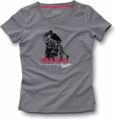 original-vespa-damen-t-shirt-vintage-xs-grau