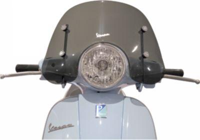 Original Vespa Sportscheibe rauchgrau getönt für Roller LX