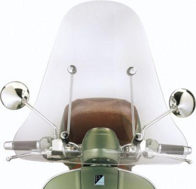 Original Vespa Windschild Wetterschutzscheibe für Roller GTV