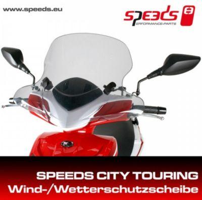 City Touring Windschutzscheibe Windschild Wetterschutzscheibe Kymco Super 8 Vitality