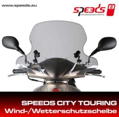 Windschild CITY TOURING Vitality 50 mit Haltesatz