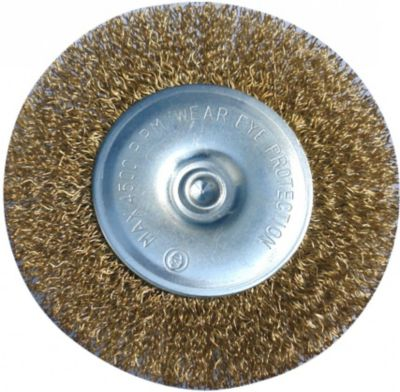Stahlbürste für Fugenreiniger GFR 400