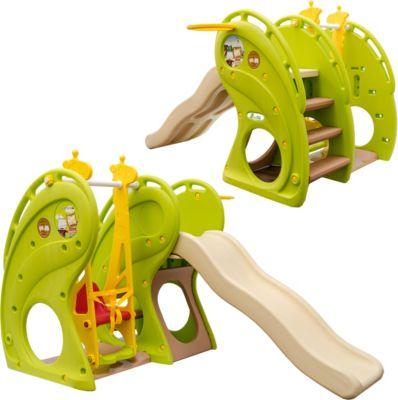 Kinder Rutsche mit Schaukel KS-112 Petra 5