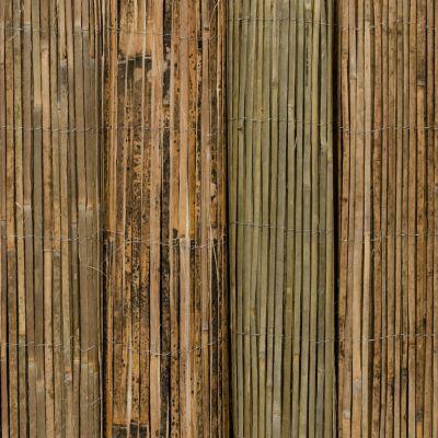 eyepower Bambus Sichtschutz 500 x 100 cm