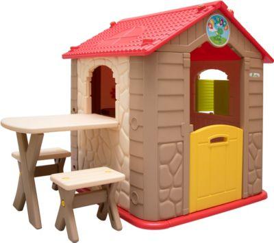 spielhaus kinder preisvergleich die besten angebote online kaufen. Black Bedroom Furniture Sets. Home Design Ideas