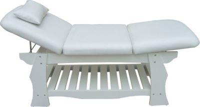 Massageliege / Bett EPR-ML-500 Weiß